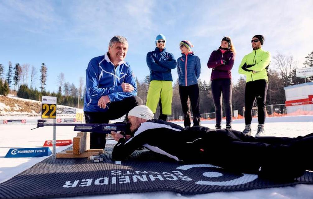 Biathlon Schnupperkurs