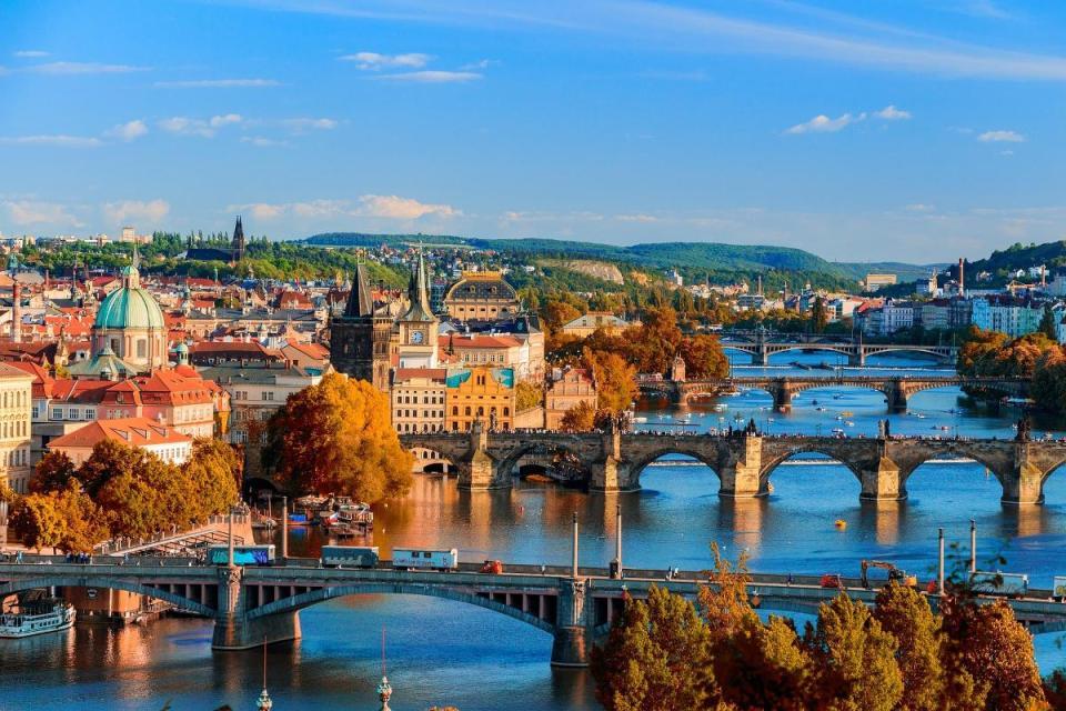 Ausflugsfahrt Prag