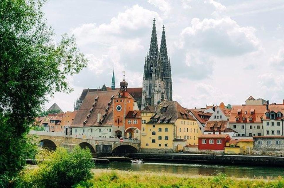 Ausflugsfahrt Regensburg