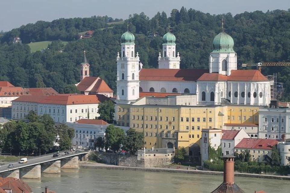 Ausflugsfahrt Passau