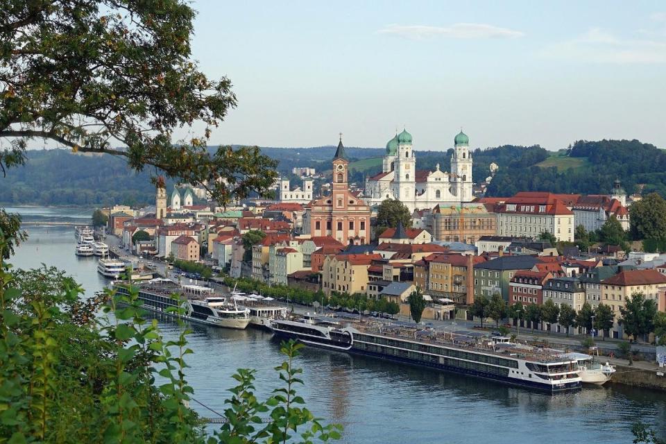Tagesfahrt nach Passau - optional Schifffahrt