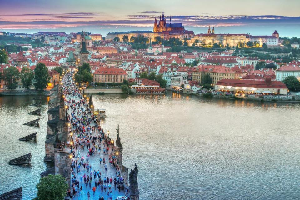 Tagesfahrt nach Prag