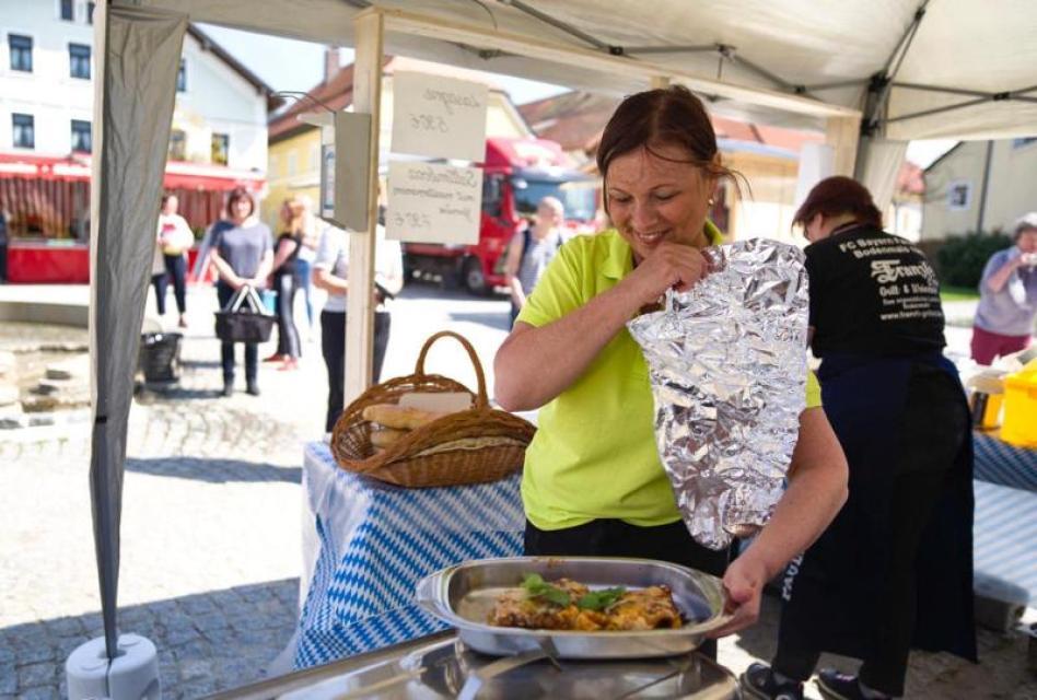 Bodenmaiser Wochenmarkt