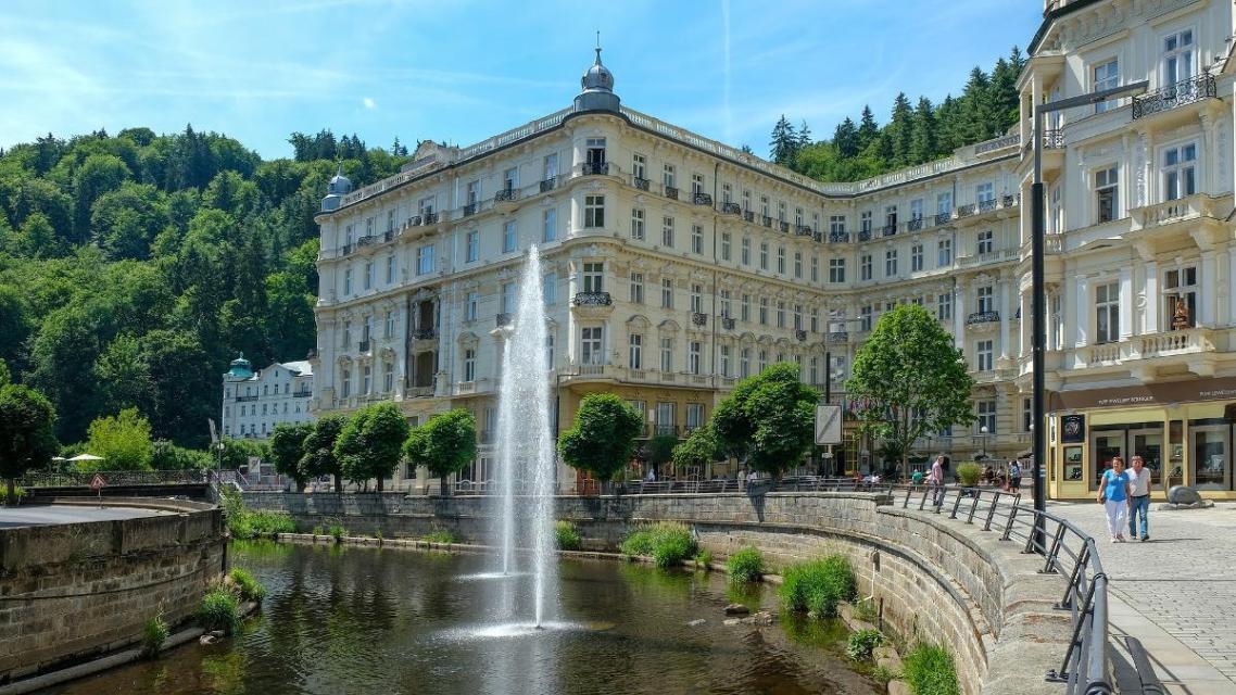 Tagesfahrt nach Karlsbad