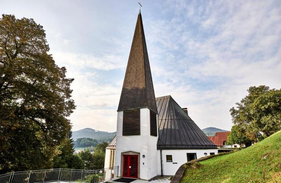Evang. St. Johanneskirche Bodenmais