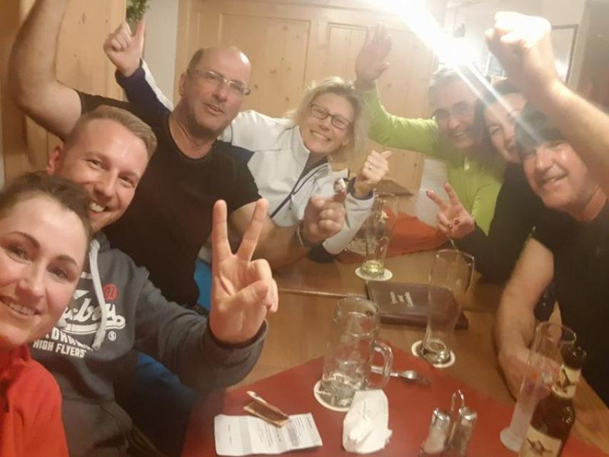 Hütten Party 2019