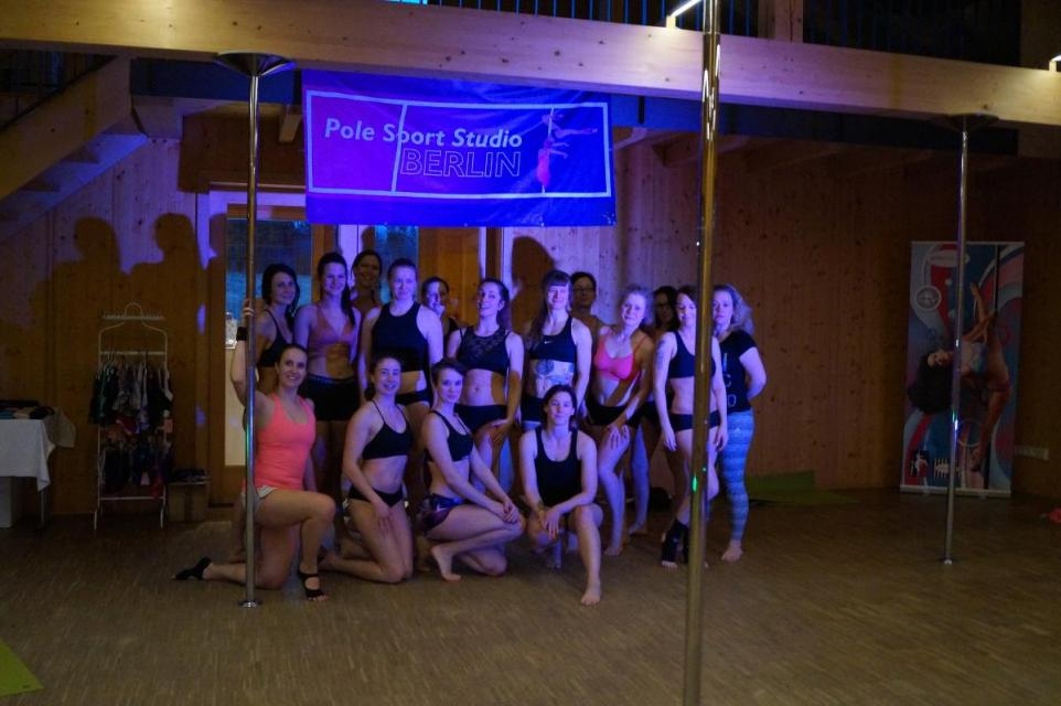 April Pole Camp 2019