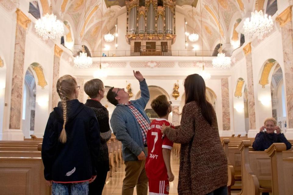 Kirchenführung