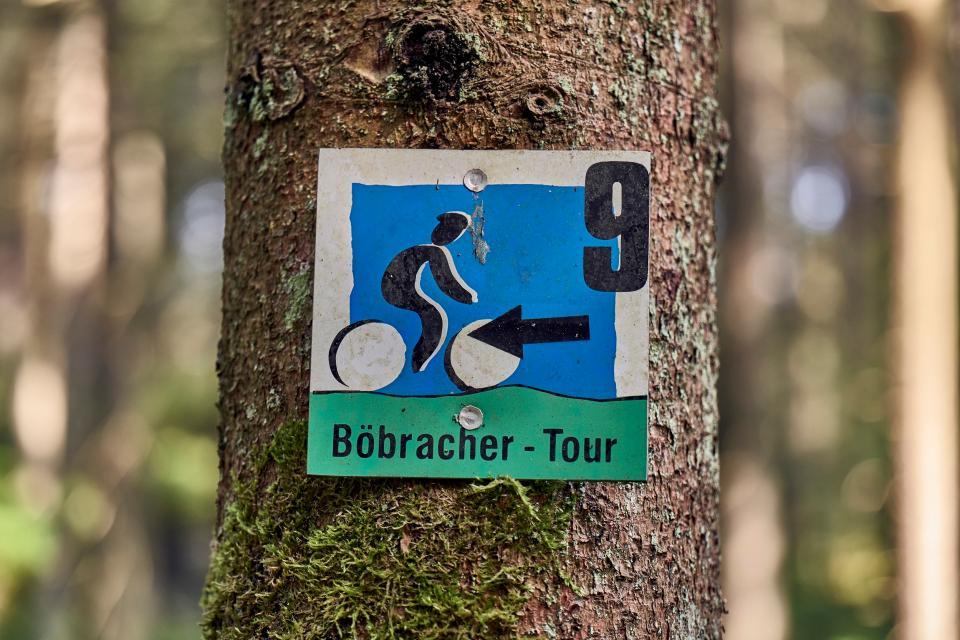 Böbrach-Tour