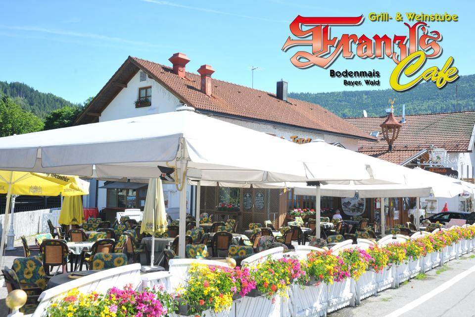 Franzl´s Cafe, Grill- und Weinstube