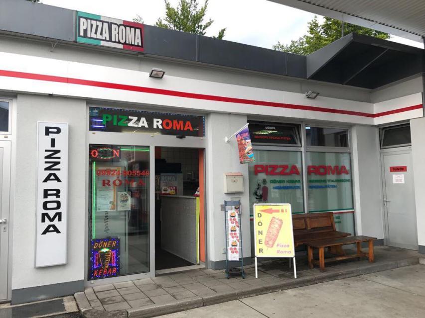 Pizza Roma Heimservice