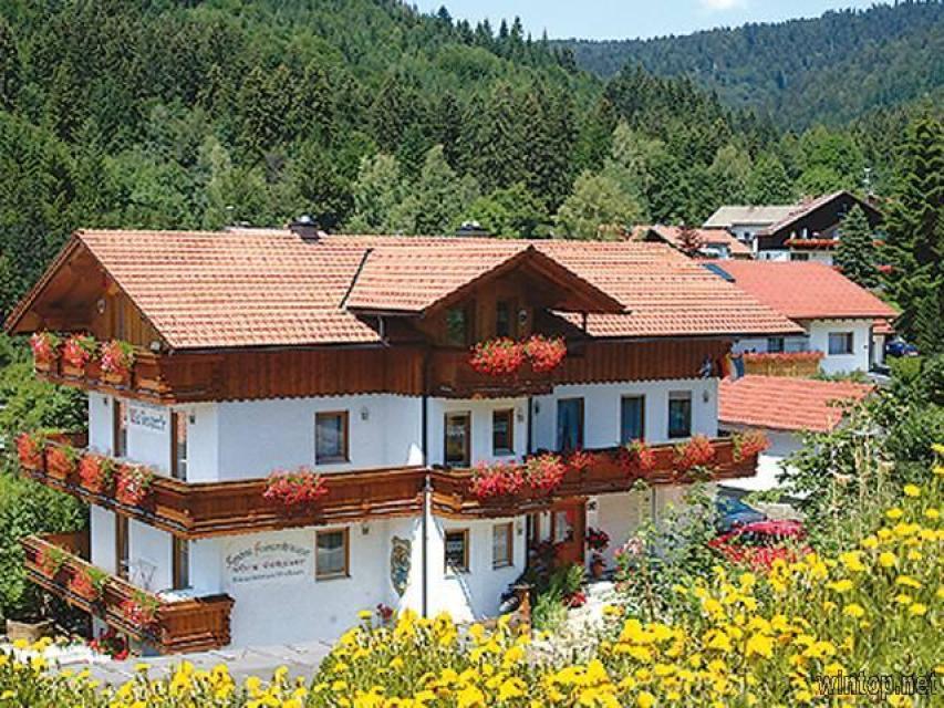 Haus Arberbrunnen/Waldesperle
