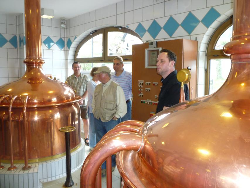 Bierge(h)nuss-Tour in Bodenmais