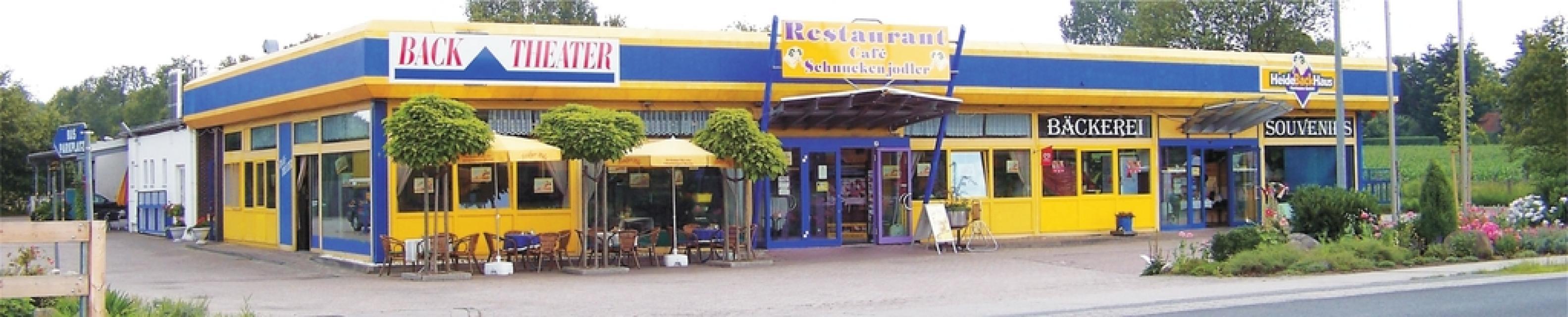 "HeideBackHaus Restaurant ""Schnuckenjodler"""