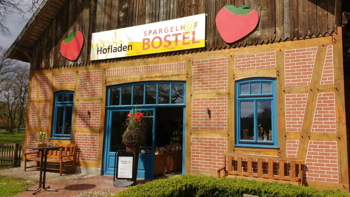 Kuchenscheune Hof Bostel
