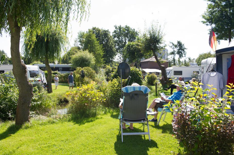 Röders' Park – Premium Camping Lüneburger Heide
