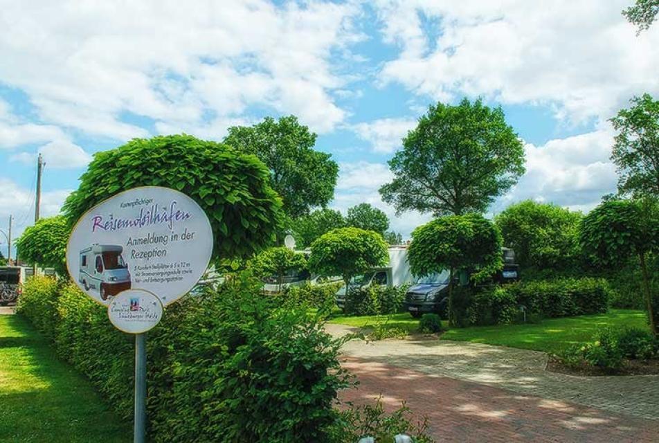 Wohnmobilhafen Lüneburger Heide