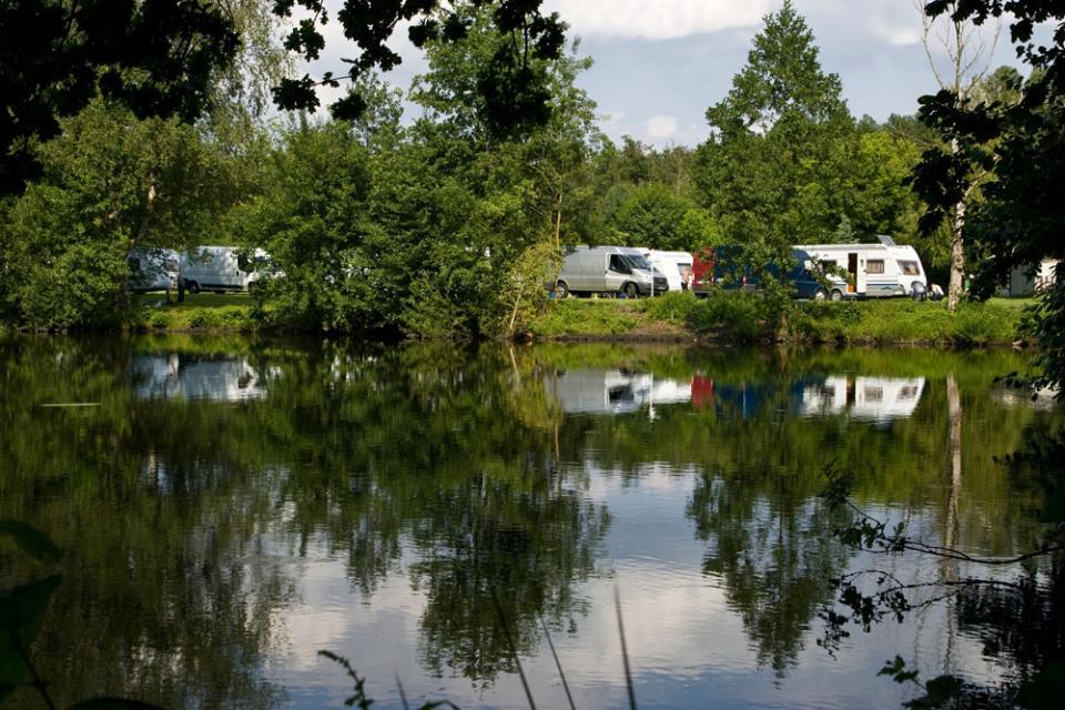 """Campingplatz """"Zum alten Mühlenteich"""""""