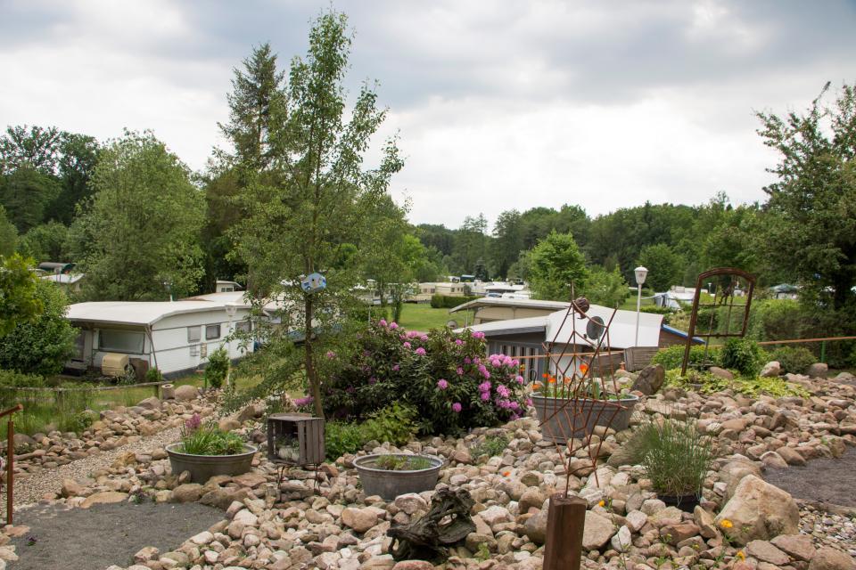 """Campingplatz """"Böhmeschlucht"""""""