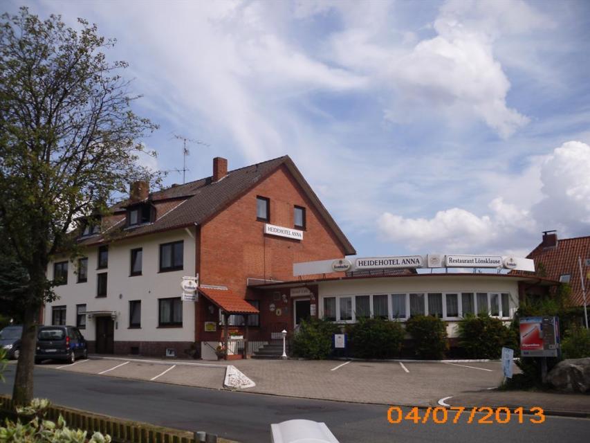 """Heidehotel Anna mit Restaurant """"Lönsklause"""""""