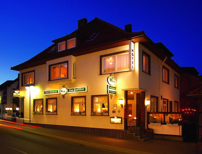 Hotel Restaurant Zum Postillion