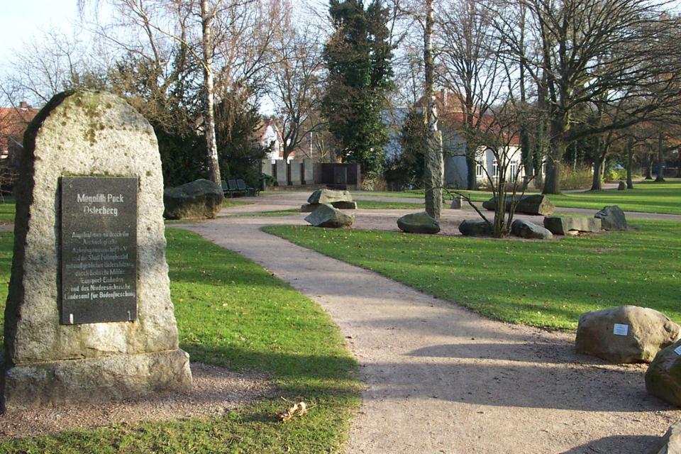 Megalithpark Osterberg