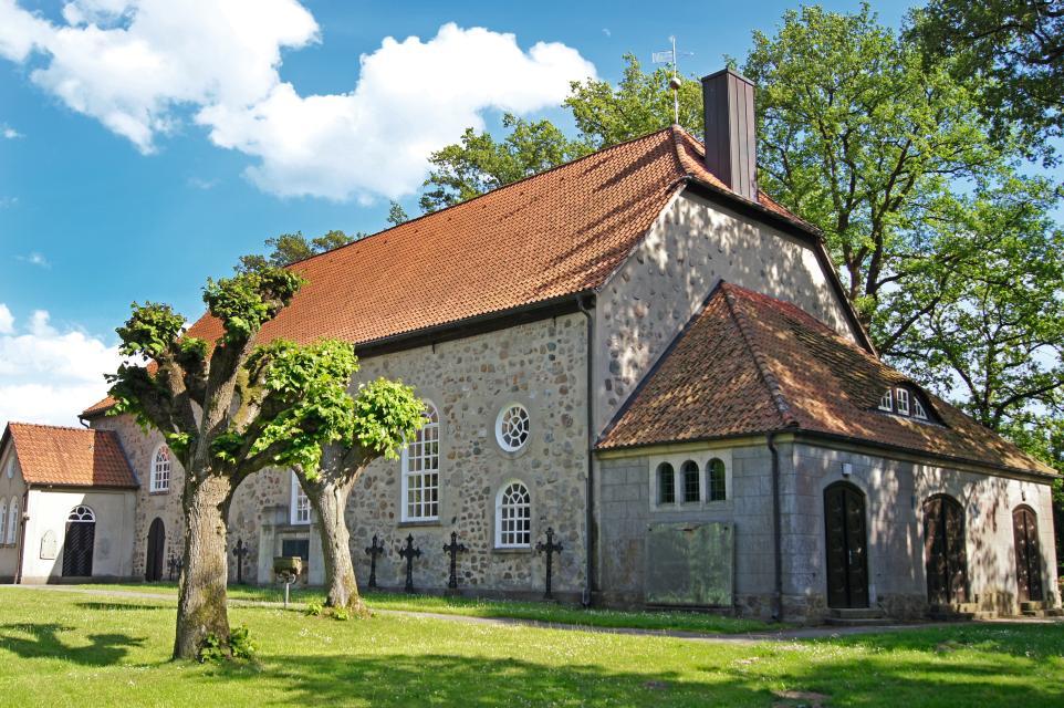 St. Martin-Kirche Dorfmark