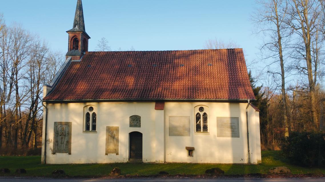 Die Kapelle zu Wense