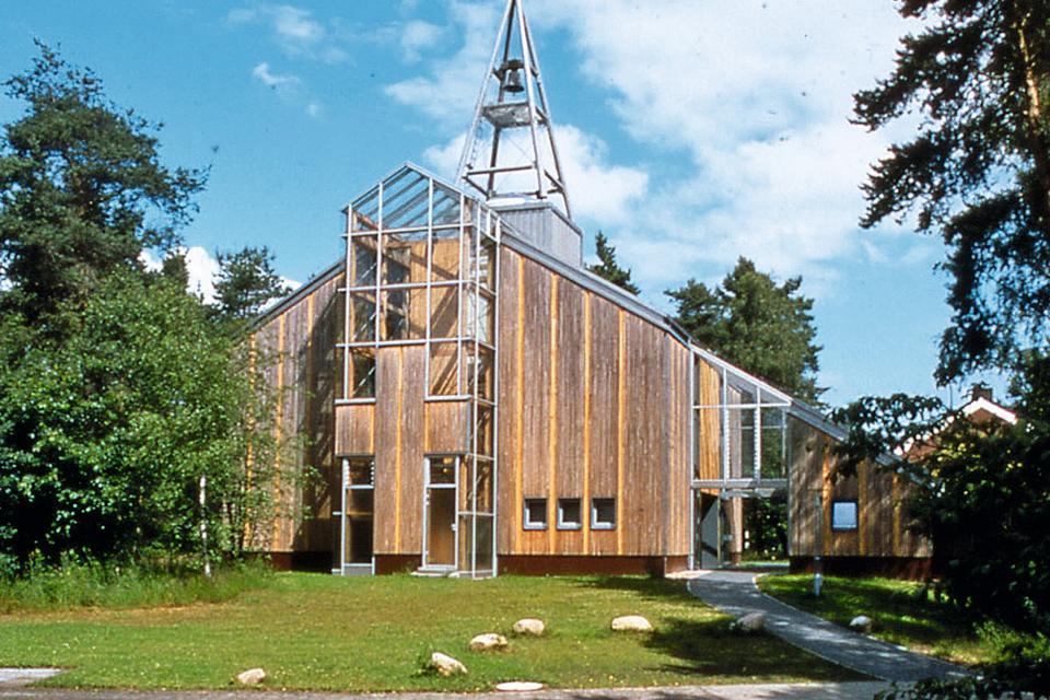 Eine-Welt-Kirche Schneverdingen