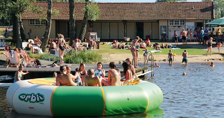 Strandbad  Dorfmark