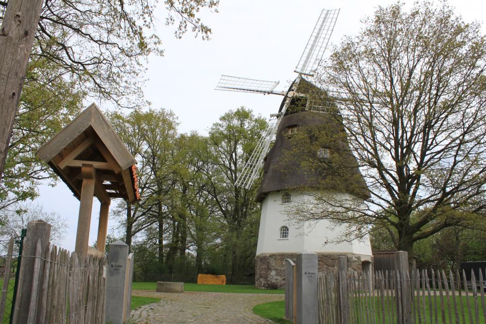 Alte Mühle Heber bei Schneverdingen