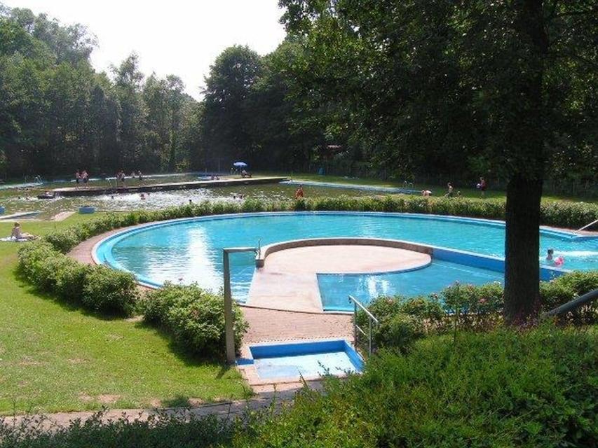 Naturbad im Hahnenbachtal