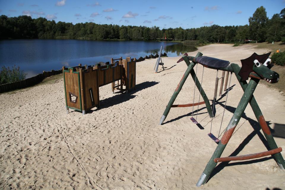 Naturerholungsgebiet  Flüggenhofsee