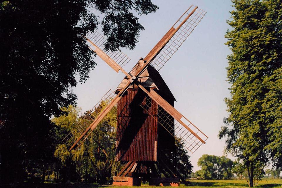Bockwindmühle Rethem