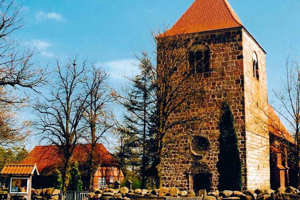 Kirche  Kirchwahlingen