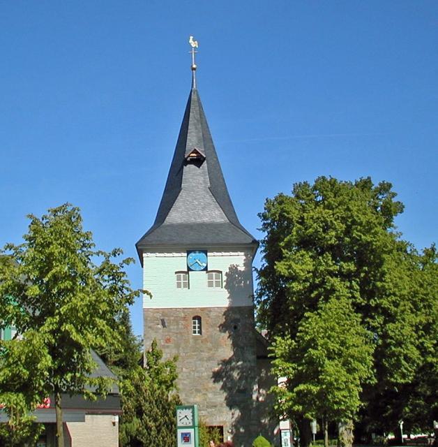 Kirche St. Johannis der Täufer Ahlden