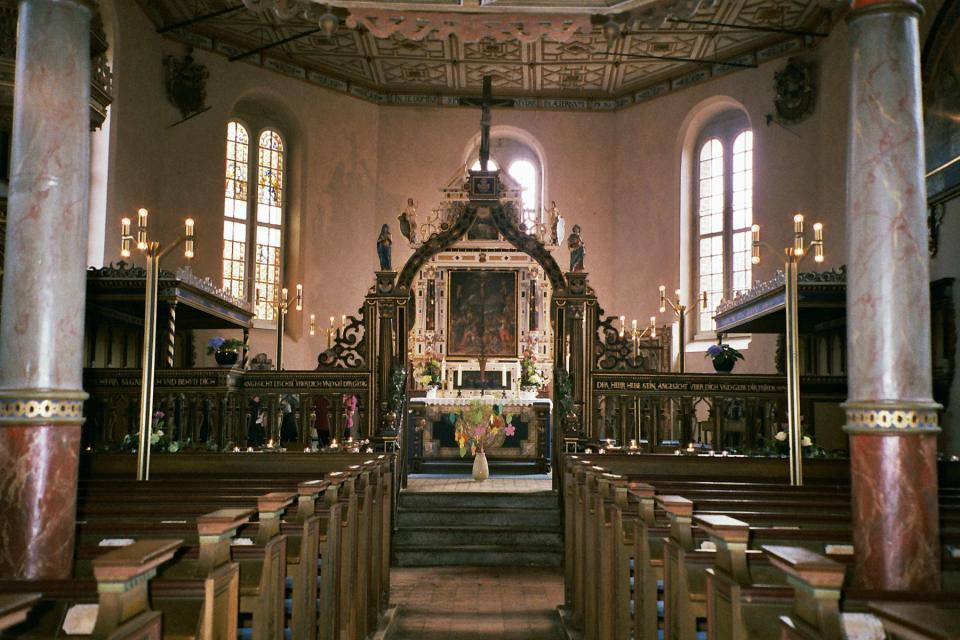 Stellichter Kirche