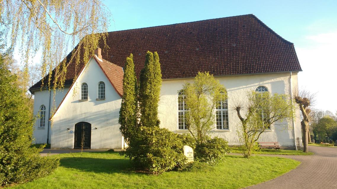 St. Johannes der Täufer Kirche zu Düshorn