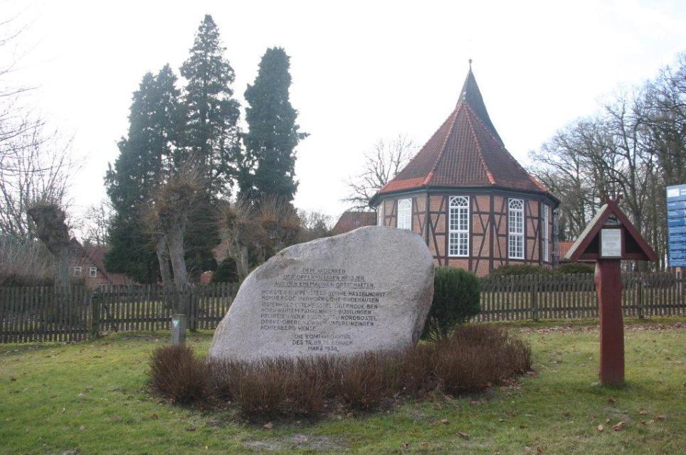 Ostenholzer Kirche