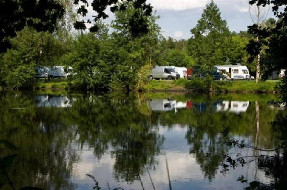 Mühlenteich Camping