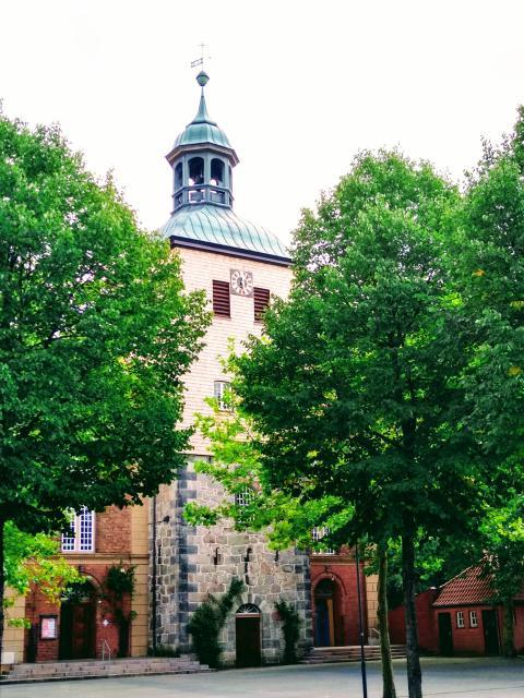 Stadtkirche  St. Johannis d. T.