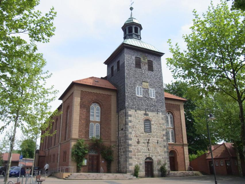 Walsrode - Stadtkirche St. Johannis d. T.