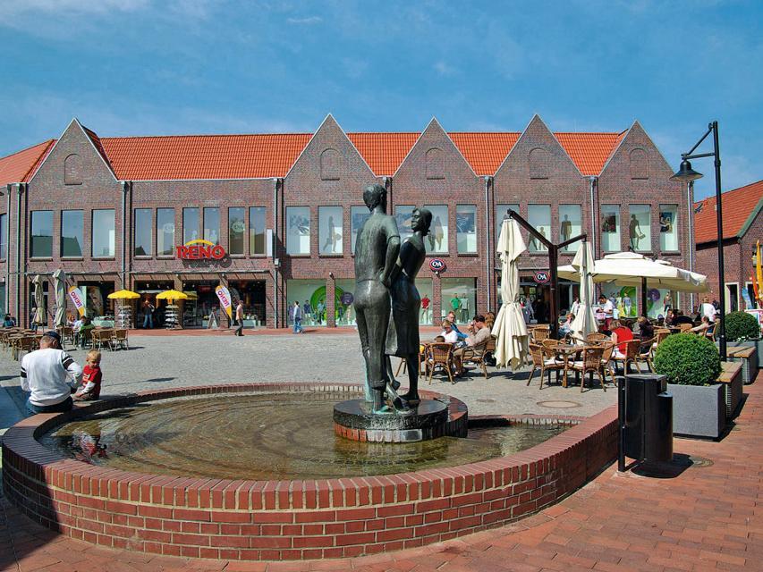 Hagen und Heiratsbrunnen