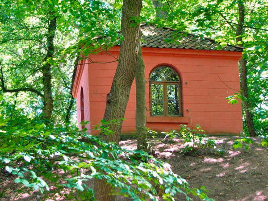 Villa Klee –  Berggarten Ahlden