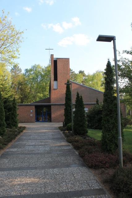 Ev.-luth. Friedenskirche