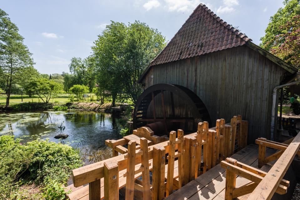 Wassermühle Munster