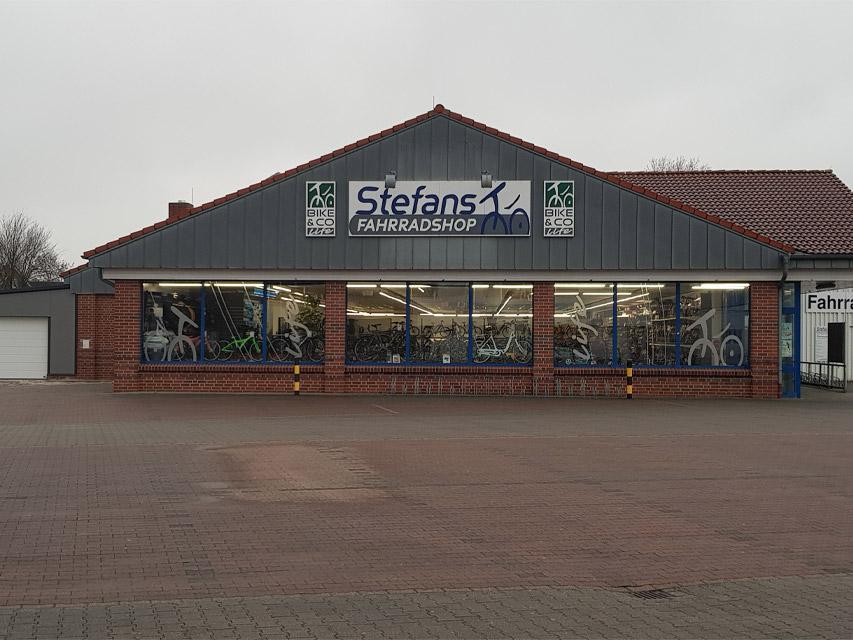 Stefans Fahrradshop GmbH -