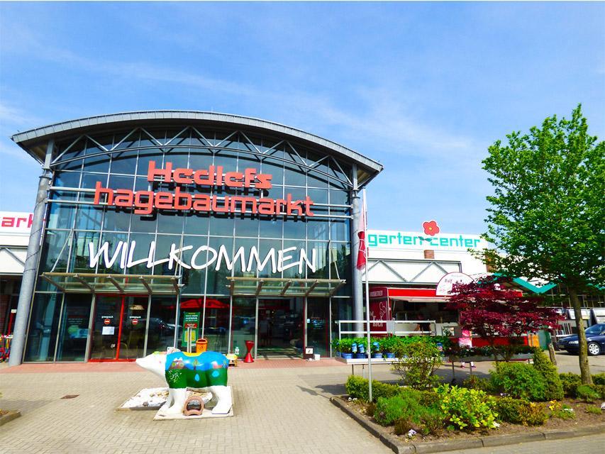 BZN Baustoffzentrum und hagebaumarkt Hedlefs GmbH & Co. KG