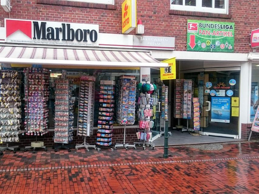 Lotto Shop Sick -