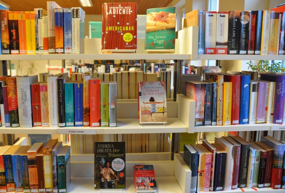 Stadtbücherei -